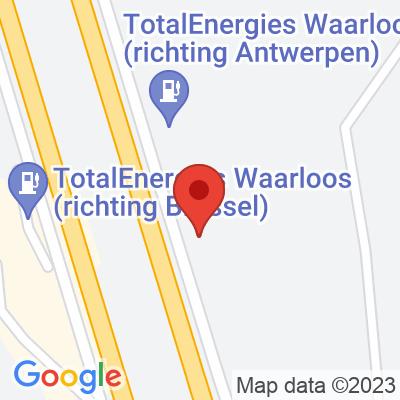 Total Waarloos Oost E19 to Antwerpen Rumst