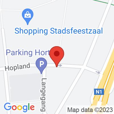 Parking Hopland Antwerpen