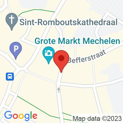20 Grote Markt Mechelen