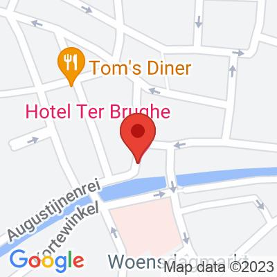 Hotel Ter Brughe (Tesla)