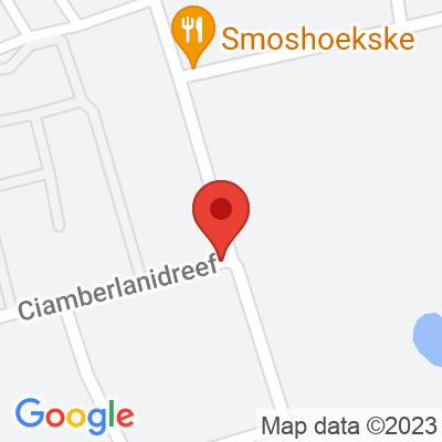 Parkikng Ciamberlanidreef