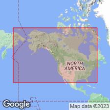 Map showing publication footprint