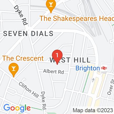 33 West Hill Rd, BN1 3RT