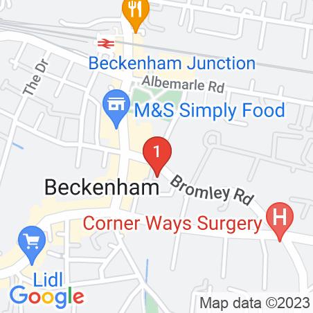 Bromley Road, BR3 5JE