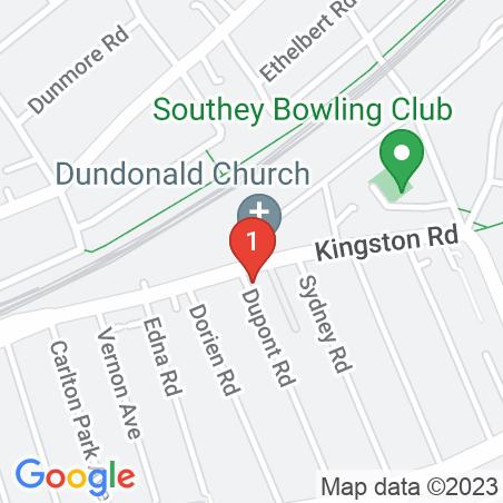 532 Kingston Road, SW20 8DT