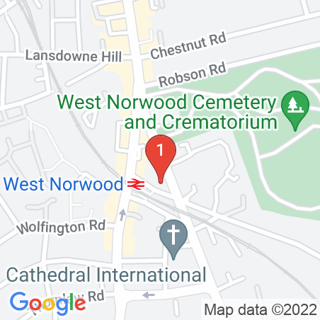 2A Norwood High Street, SE27 9NS