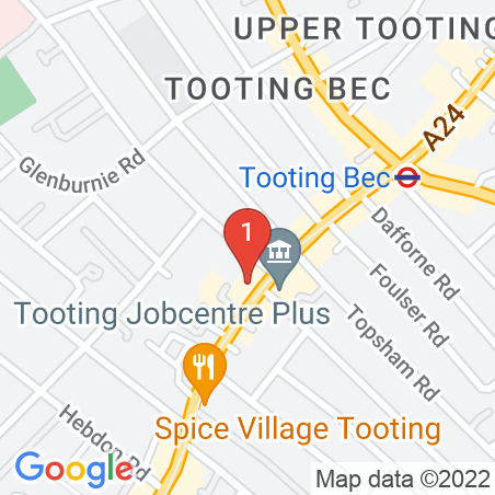 Upper Tooting Road, SW17 7PB