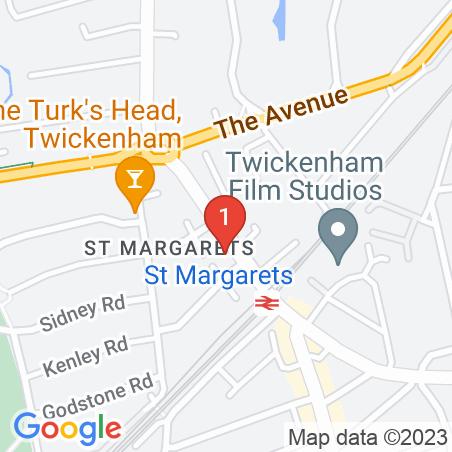 125 St Margarets Road, TW1 1RG