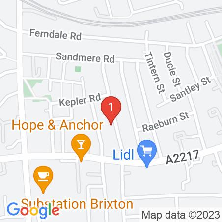 37B Solon Road, SW2 5UU