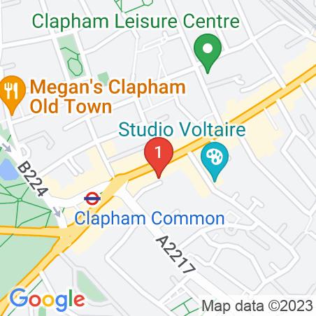 151-153 Clapham High Street, SW4 7SS