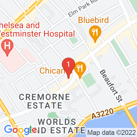416A Kings Road, SW10 0LJ