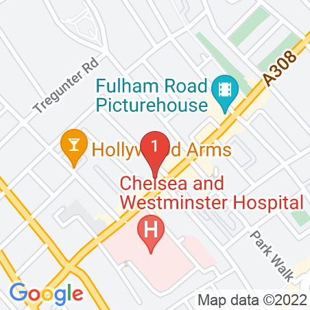 208 Fulham Road, SW10 9PJ