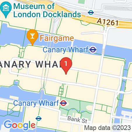 One Canada Square, E14 5AA