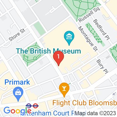 26 Bloomsbury Street, WC1B 3QJ