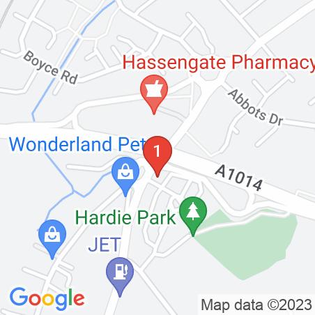 Hardie Hall in Hardie Road, SS17 0PD