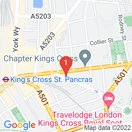 180-186 Kings Cross Road, WC1X 9DE