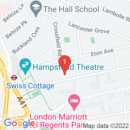 Flat 5, 130 Fellows Road, NW3 3JH