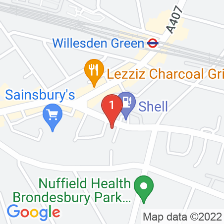 271a Willesden Lane, NW2 5JG