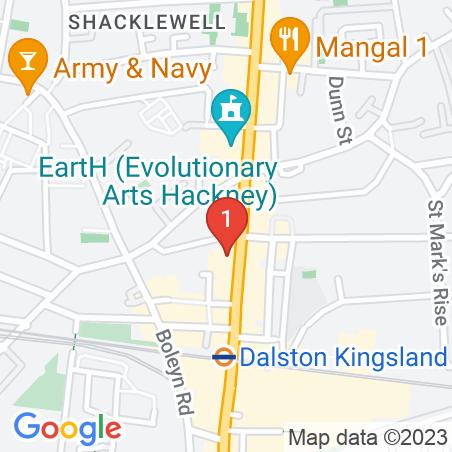83a, Kingsland High St, Dalston, Hackney, E8 2PB