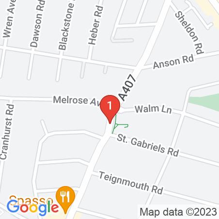 Walm Lane, NW2 4QE