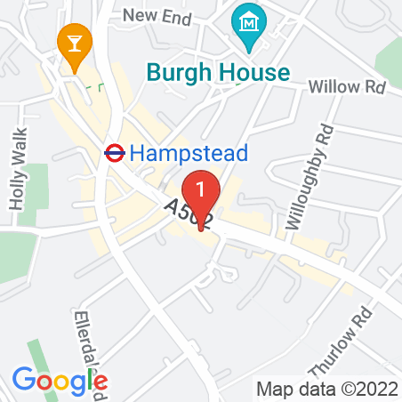 78 Hampstead High St, NW3 1RE