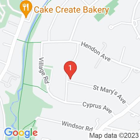 16 Cyprus Gardens, N3 1SP