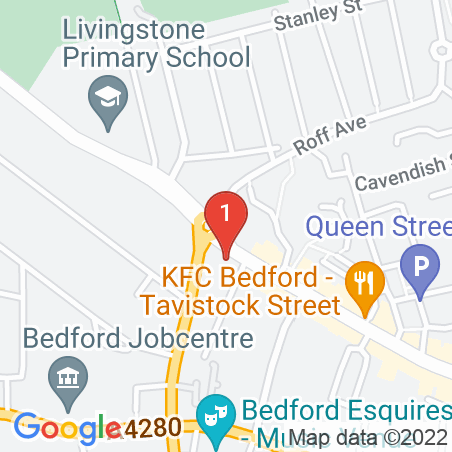 Tavistock Street, MK40 2SA