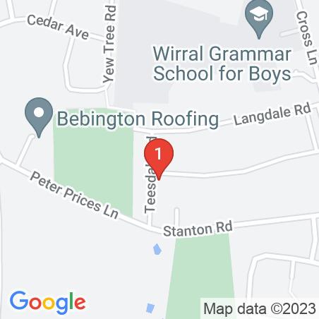 Teesdale Road,, CH63 3AS