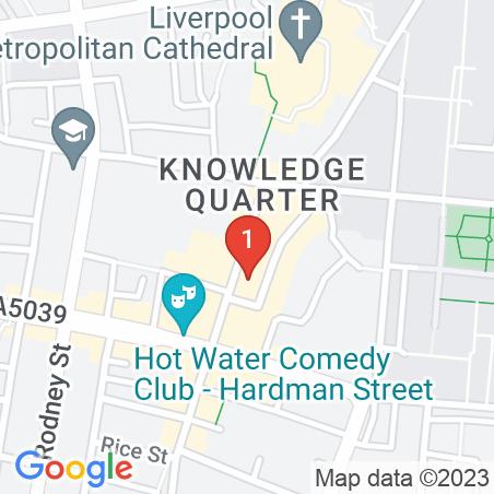 Hope Street, L1 9BQ