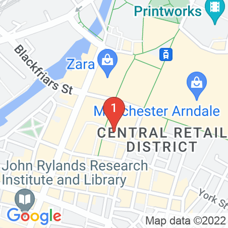 Manchester Royal Exchange  St Anns Square, M2 7PE