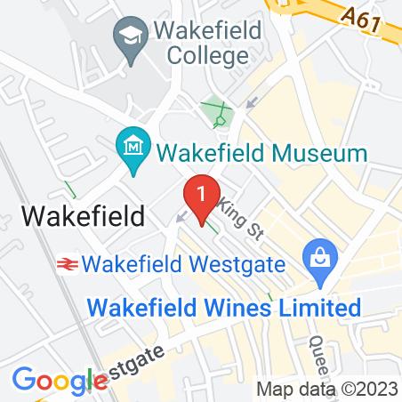 23 Cheapside, WF1 2TF