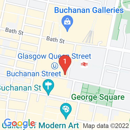 34 West George Street, The Consulting Rooms, The Connal Building, G2 1DA