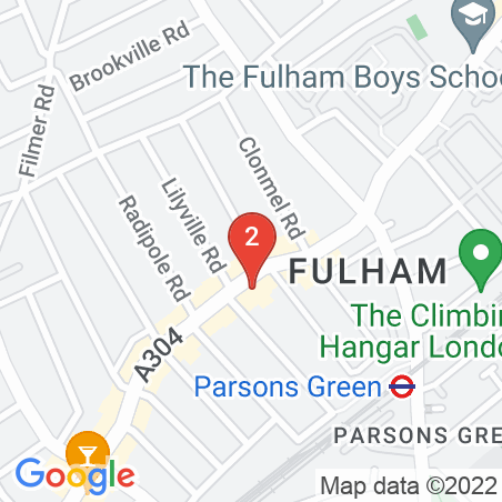 769 Fulham Road, SW6 5HA