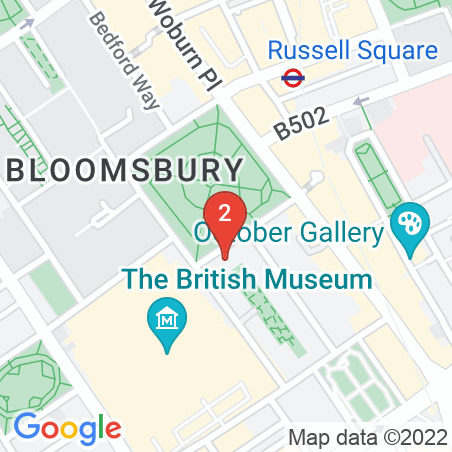 46-47 Russell Square, WC1B 4JP