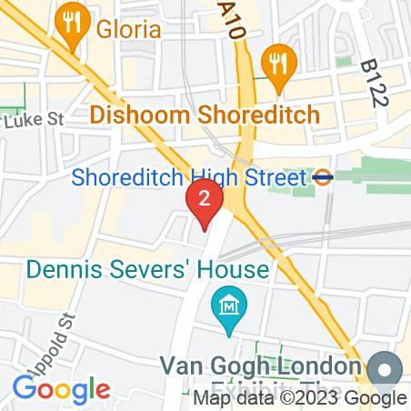231 Shoreditch High Street, E1 6PJ