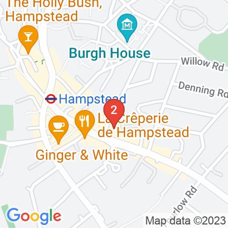 4 Marty's Yard, 17 Hampstead High Street, NW3 1QW