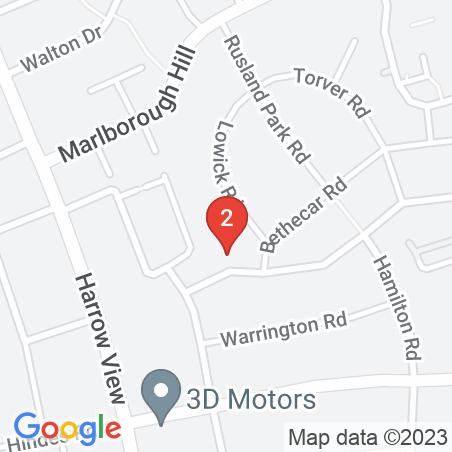 105 Nibthwaite Road, HA1 1TE