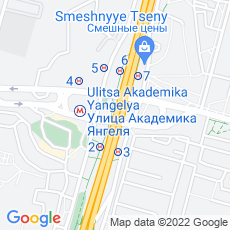 Ремонт кофемашин Метро Улица академика Янгеля
