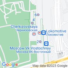 Ремонт кофемашин Метро Черкизовская