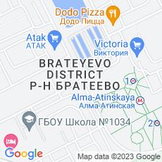 Ремонт iPhone (айфон) Район Братеево