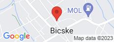 2060 Bicske, Kossuth tér 17.