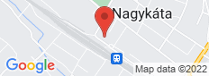 2760 Nagykáta, Dózsa György út 46.
