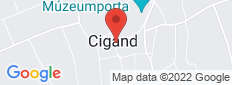 3973 Cigánd, Fő út 80.