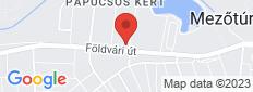 5400 Mezőtúr, Semmelweis út 2/c.
