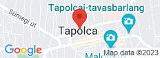 8300 Tapolca, Bartók B. u. 1-3.