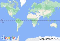 021 Hostel on map