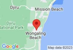 Boutique Bungalows on map