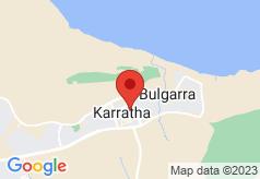 All Seasons Karratha on map