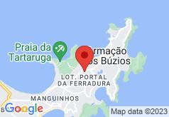 Bossa Nova on map