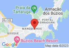 Bon Bini Pousada on map